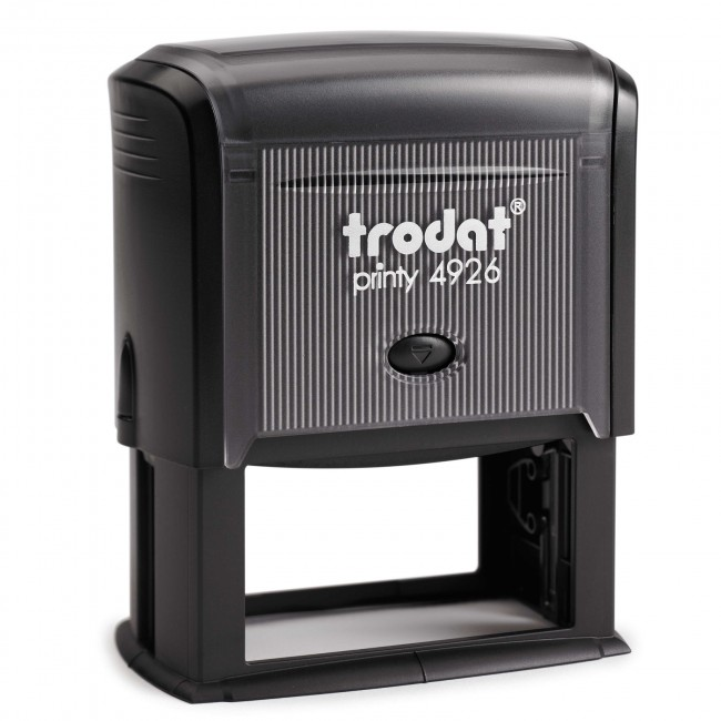 "Trodat 4926 Self-Inking Stamp (3"" x 1.5"")"